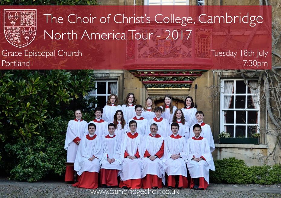 Choir of Christ's College, Cambridge (4)