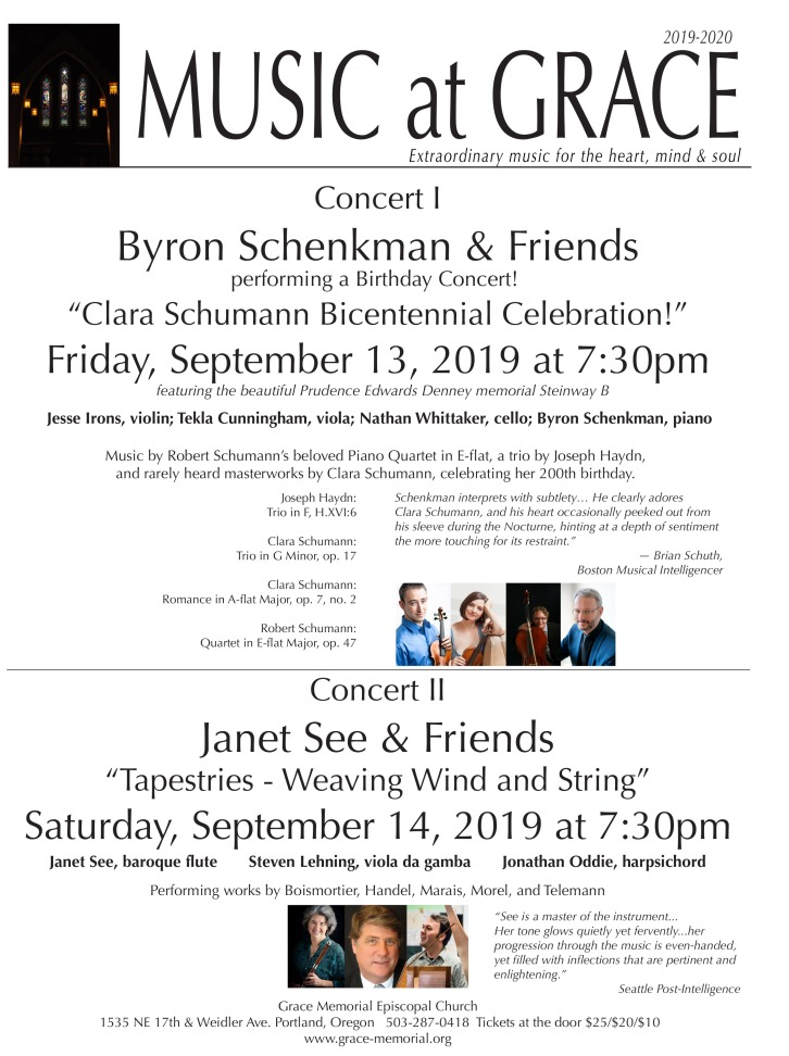 Music at Grace.FINAL.Sept.13.14Concerts.SchenkmanSee 2019